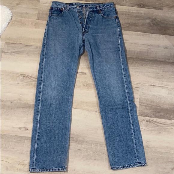 Vintage Levis 501 jeans